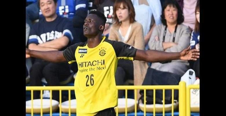 Japon: un footballeur kényan inscrit huit buts en un seul match