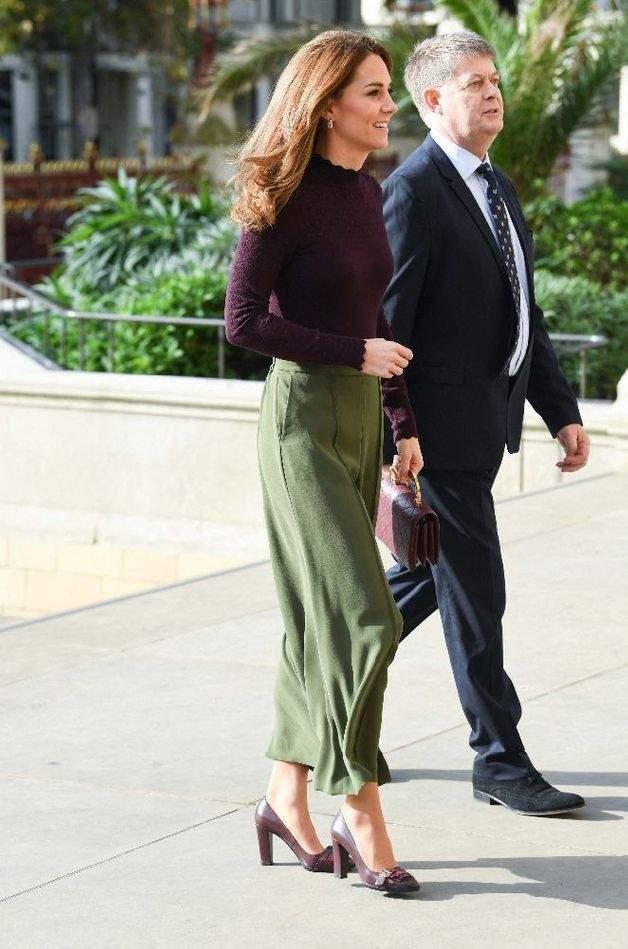 Kate Middleton se la joue Meghan Markle : ce petit look d'automne dont tout le monde parle
