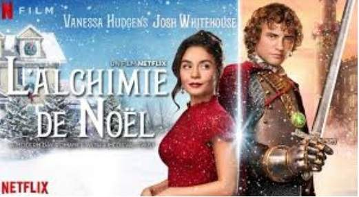 Netflix: 2ème film «l'Alchimie de Noël» en préparation