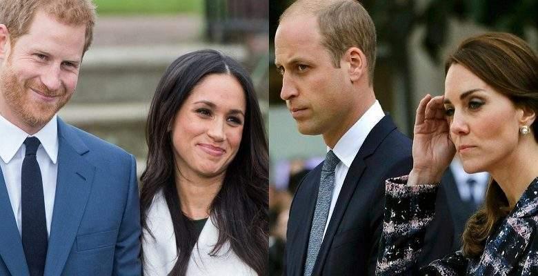 Meghan et Harry : leur relation toujours tendue avec Kate et William, le fossé se creuse encore plus