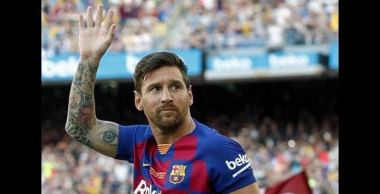 Messi évoque son objectif pour cette édition de la ligue des champions