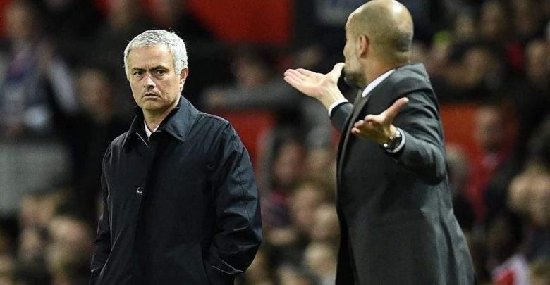 Mourinho tacle Guardiola après ses plaintes contre l'arbitrage