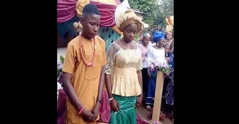 Nigeria: un garçon de 17 ans abandonne l'école pour aller épouser une fille de 16 ans