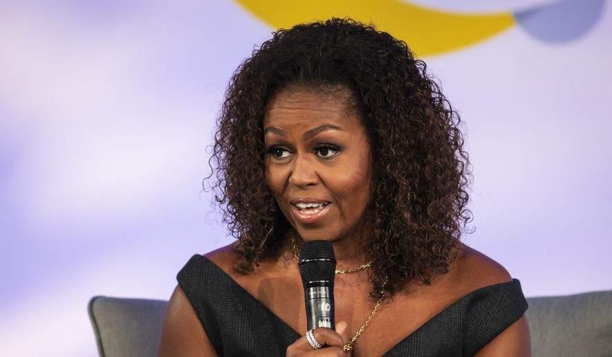 Michelle Obama fait de tristes révélations sur son enfance