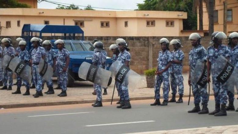 Togo : Plus de 50 armes blanches saisies à Agoè ce jeudi