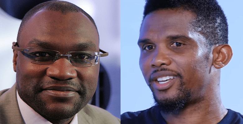 Patrick Mboma réagit une fois de plus au récent tacle de Samuel Eto'o