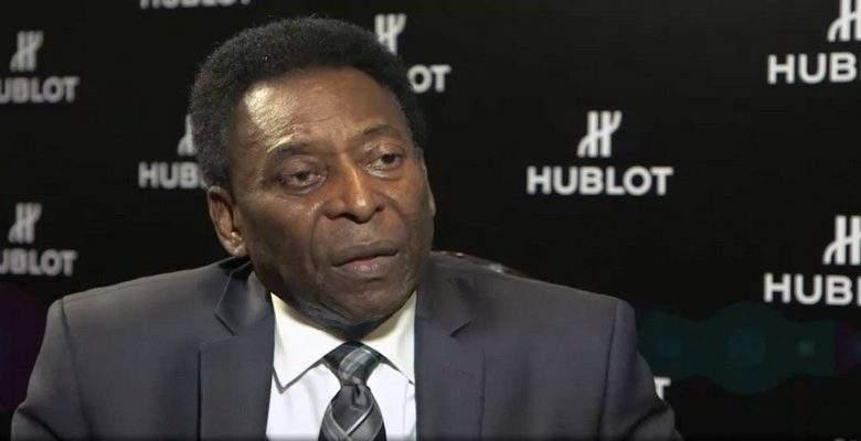 """Pelé désigne """"le joueur le plus complet »"""