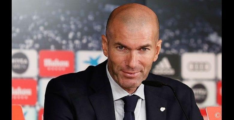 Selon Zidane, Pep Guardiola est le meilleur entraîneur au monde