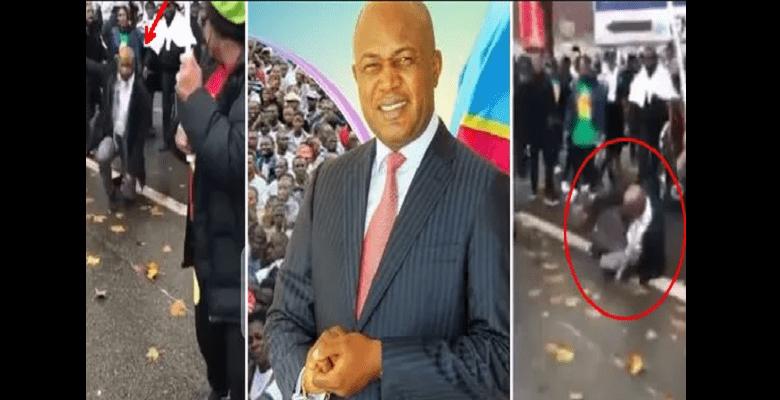RDC : le gouverneur de Kinshasa tabassé par des Congolais en France (vidéo)