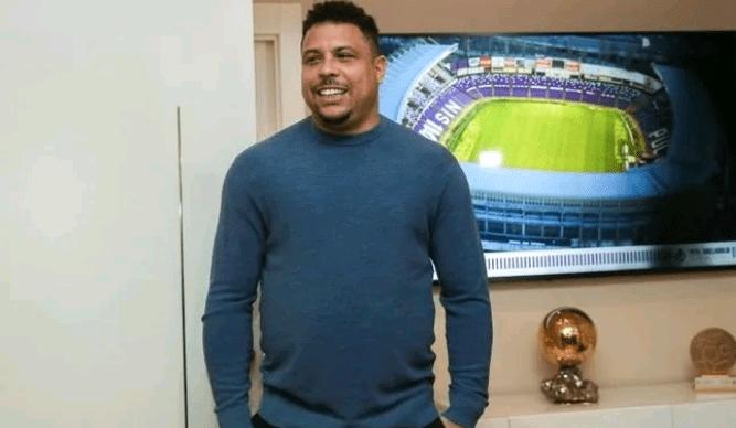 Ronaldo en passe d'acheter un nouveau club de foot au Portugal