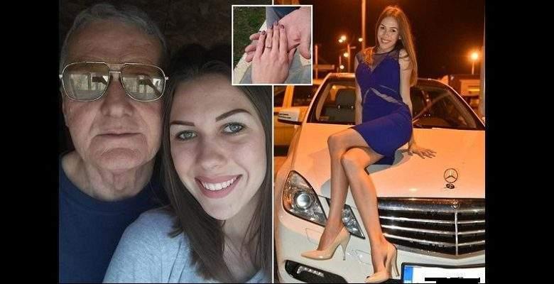 Serbie : A 74 ans, sa femme de 21 ans le trompe avec un homme de 60 ans (photos)