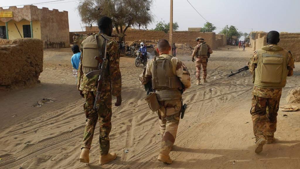 Soldats français morts au Mali: le Liptako Gourma, zone de combats