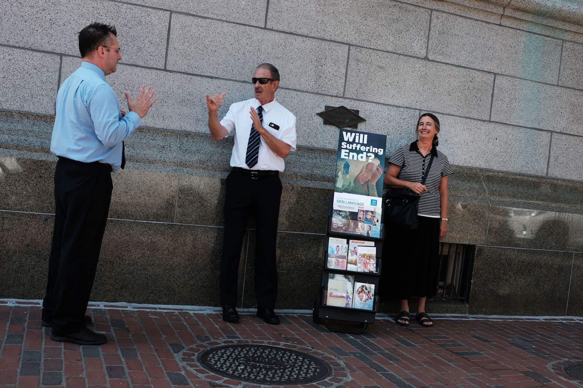 Un Témoin de Jéhovah condamné à six ans de prison, les raisons