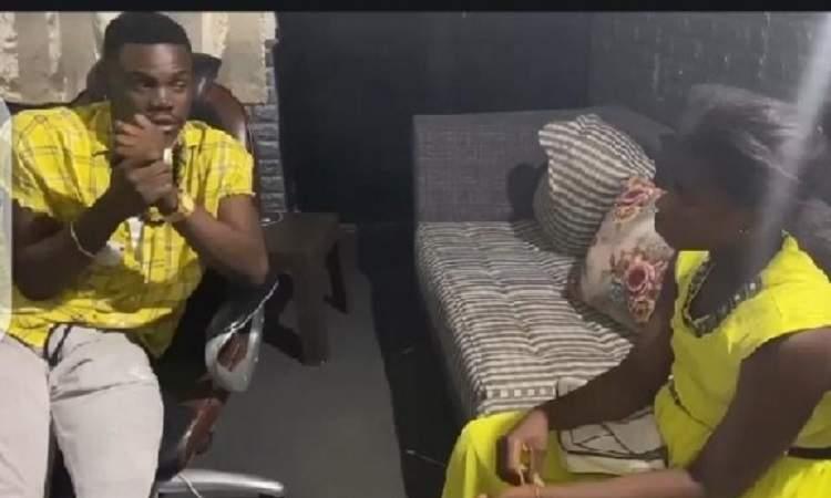 Une adolescente togolaise de 14 ans a risqué sa vie pour Ariel Sheney (Vidéo)