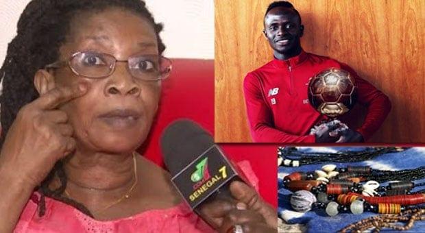 Une voyante sénégalaise prédit que Sadio Mané sera sacré Ballon d'or, lundi
