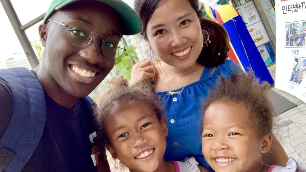 Vidéo : Mon mari est noir, réaction de ma mère coréenne