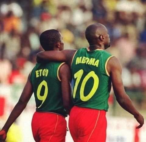 Patrick Mboma fait un premier pas vers sa réconciliation avec Samuel Eto'o