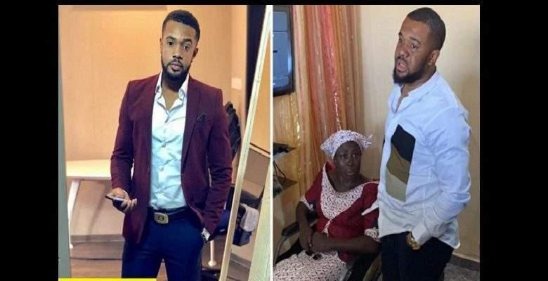 Williams Uchemba : l'acteur nigérian loue un appartement pour une femme handicapée et ses 7 enfants (vidéo)