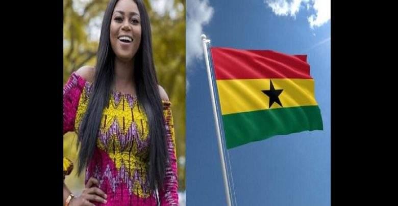 """Yvonne Nelson: """"le Ghana est toujours sous la colonisation"""""""