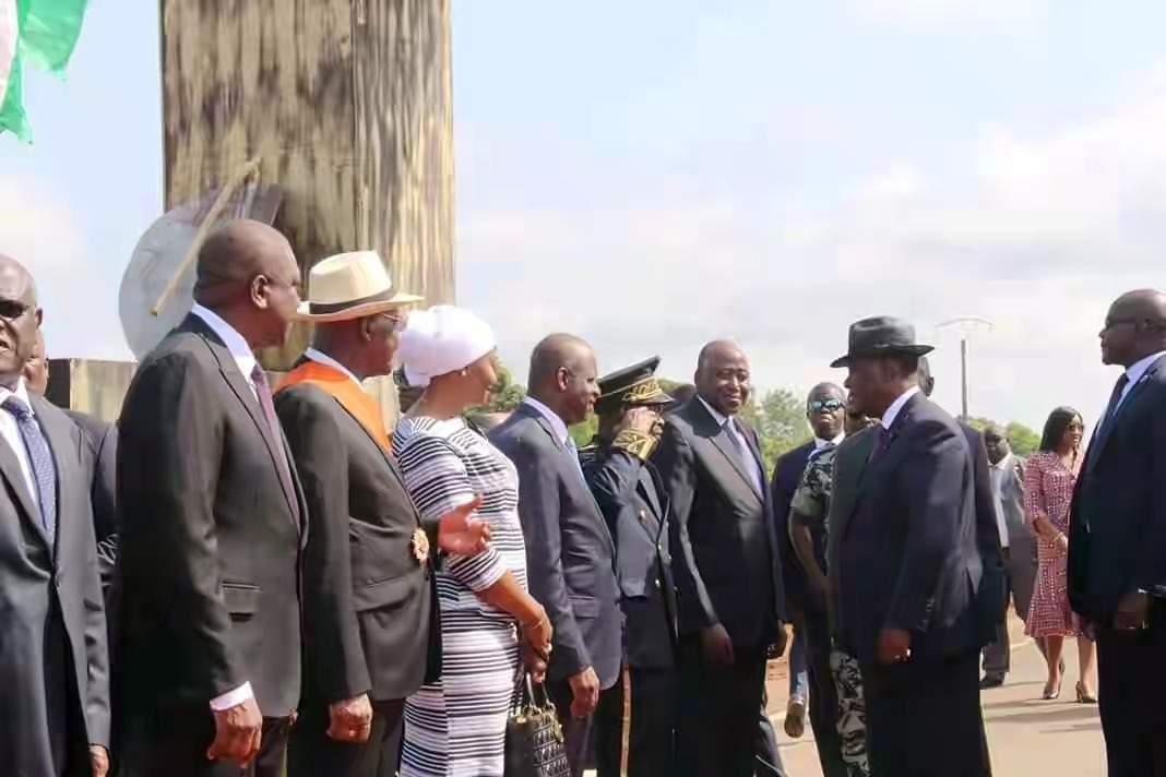 Côte d'Ivoire : Alassane Ouattara fait de grosses promesses dans le Hambol lors de sa visite