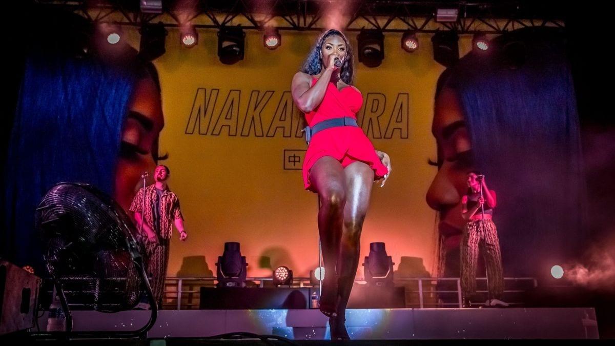 People : En plein concert, Aya Nakamura envoie un message à tous ses détracteurs