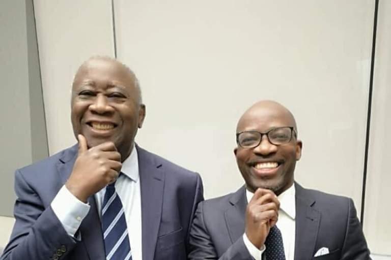 Coup de tonnerre : Blé Goudé  et Laurent Gbagbo sont libre définitivement