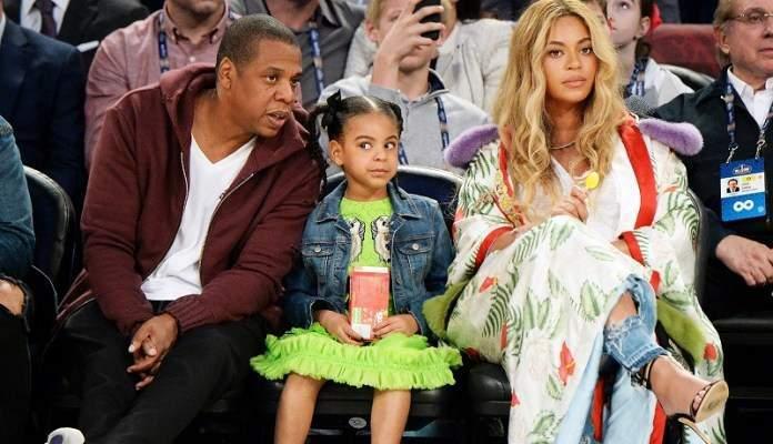 People : À 7 ans, la fille de Beyoncé et Jay-Z gagne un concours d'écriture de musique