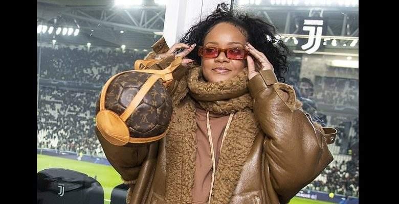 Ldc: Quand La Chanteuse Rihanna Fait Sensation Au Stade De La Juventus