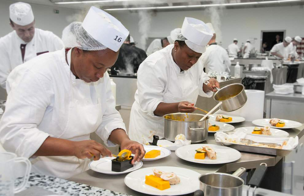 Recrutement pour cuisiniers