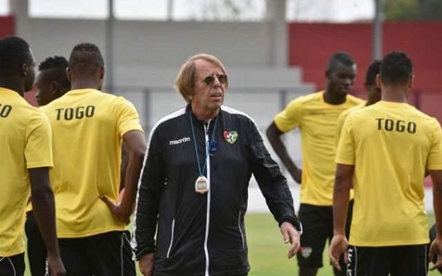 Claude Le Roy: «au prochain match nous donnerons tout pour notre pays le Togo »