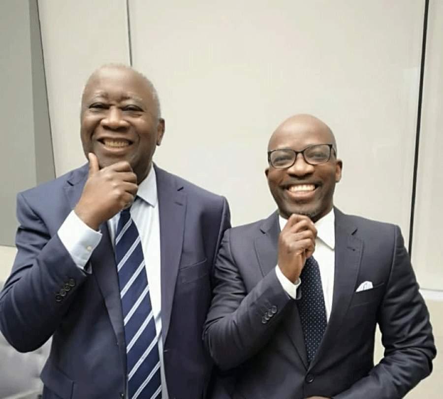 Coup de tonnerre : Laurent Gbagbo et Blé Goudé sont acquittés définitivement