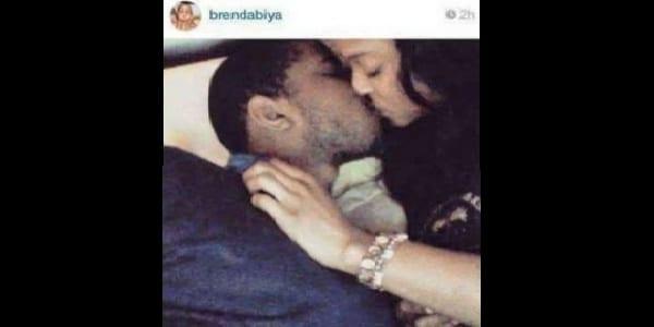 La fille du président Biya poste une photo où elle embrasse un jeune homme