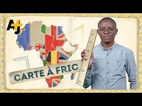 Vidéo : Qui a tracé les frontières de l'Afrique ?