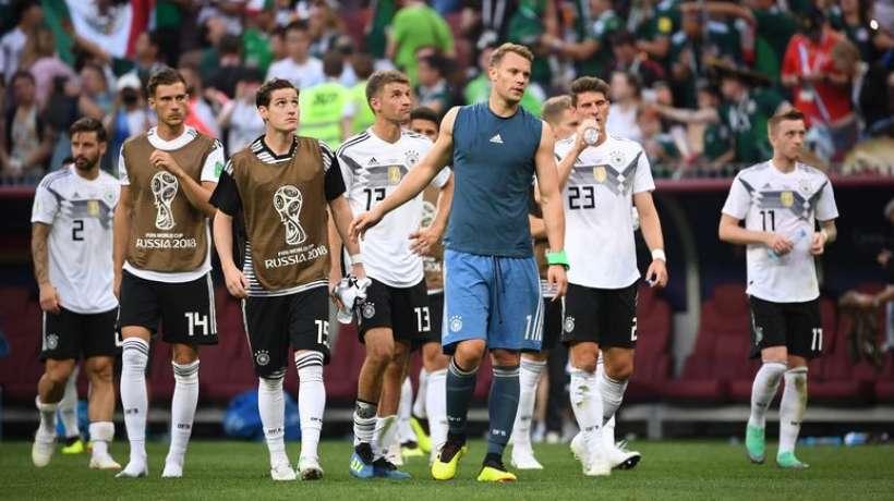 Football: L'Allemagne prête à bocyotter la Coupe du Monde Qatar 2022