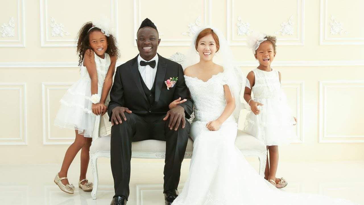 Vidéo : We got married (again) ! Kenyan Korean Couple