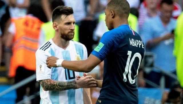 PSG : Voici comment Verrati compare Mbappé à Lionel Messi