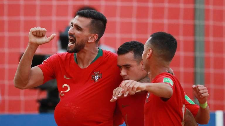 Le Portugal domine le Nigéria 10 buts à 1