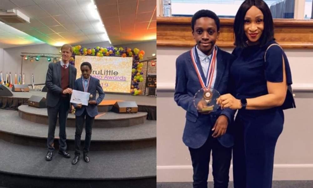 Un Nigérian de 12 ans découvre une nouvelle formule mathématique