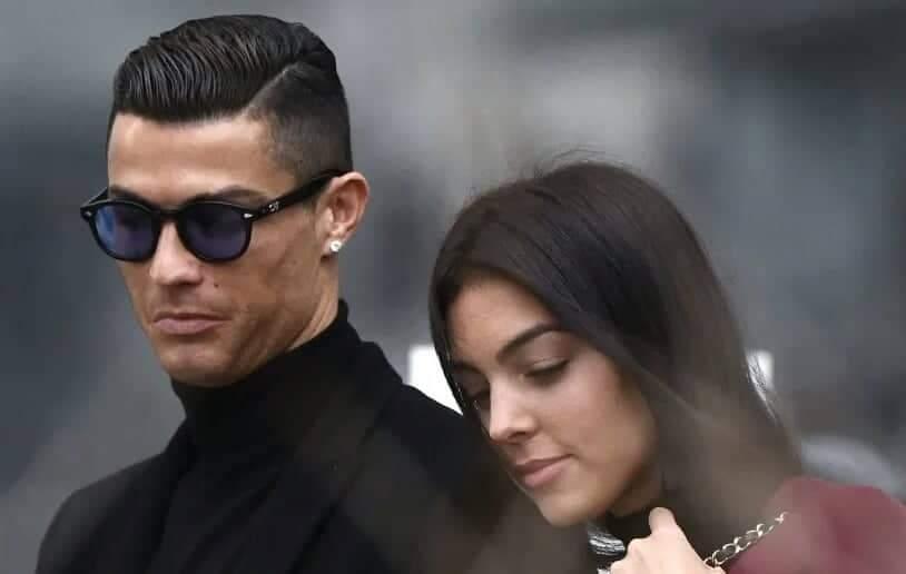 Cristiano Ronaldo et sa compagne Georgina Rodriguez mariés en secret?