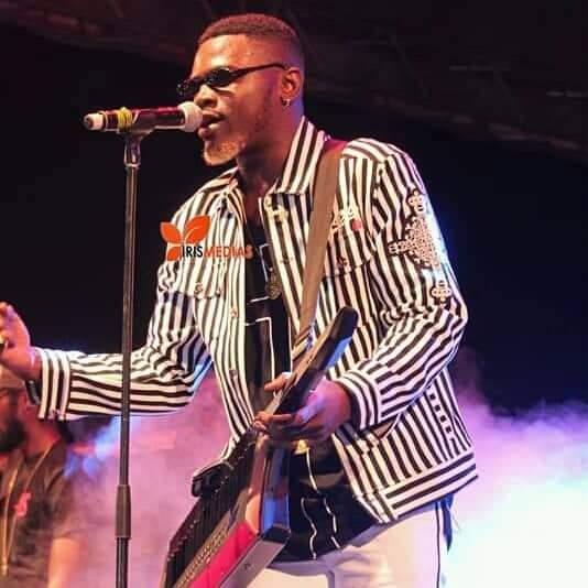 Ariel Sheney gratifié de 20 Millions de FCFA lors de son concert