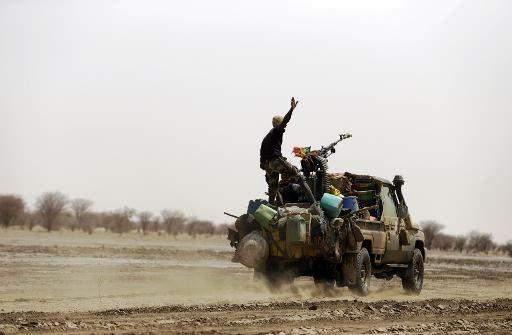 Mort d'un chef djihadiste au Mali