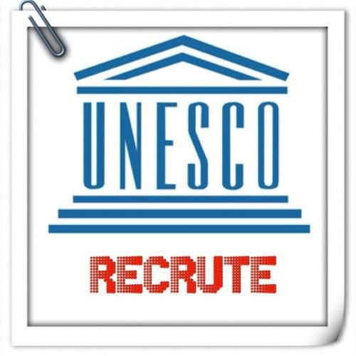 L'UNESCO recrute pour 01 contrat de service hors personnel