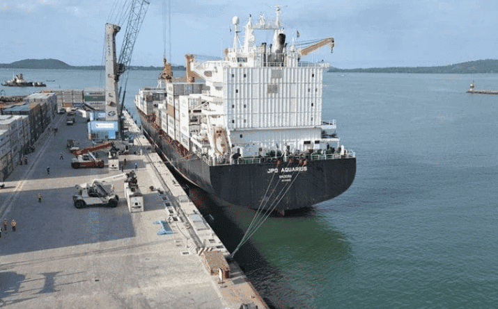 Bénin : les marins enlevés en mer ont été libérés au Nigéria