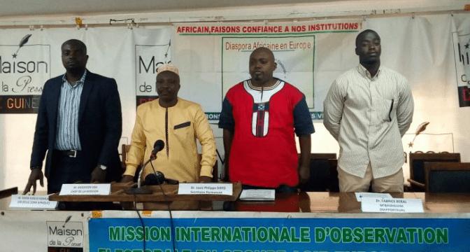 Diaspora africaine : «Nicéphore Soglo, vous êtes très mal placé pour donner des leçons de démocratie à la Guinée»