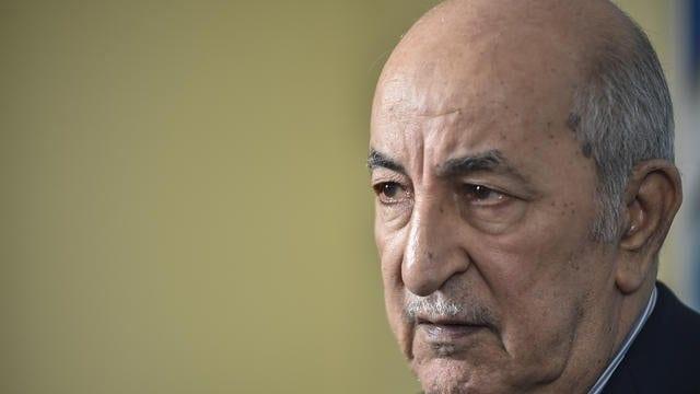 Algérie : Abdelmadjid Tebboune élu président de la République