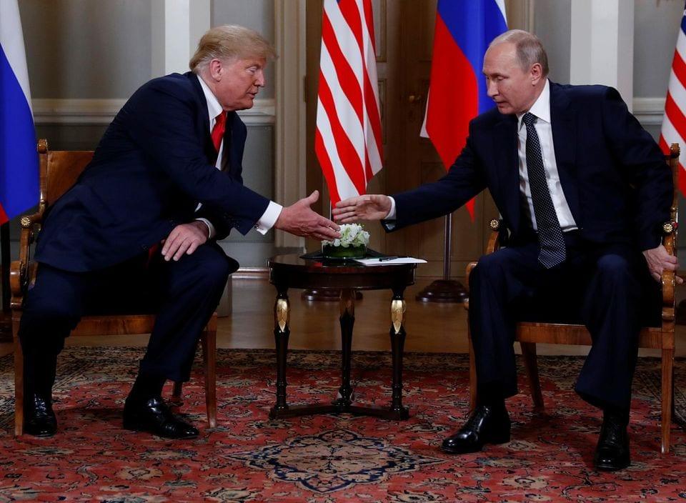 Vladimir Poutine remercie Trump pour des informations ayant permis de déjouer des attentats
