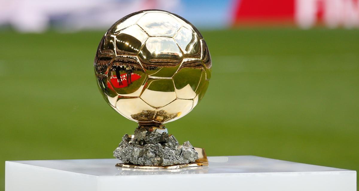 Ballon d'or: Sadio Mané termine 5ème dans un classement qui aurait fuité