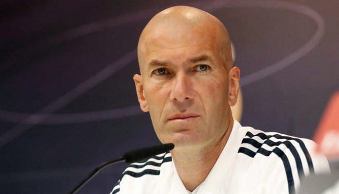 Ballon d'Or 2019 : la réaction de zidane quand on lui demande son favori