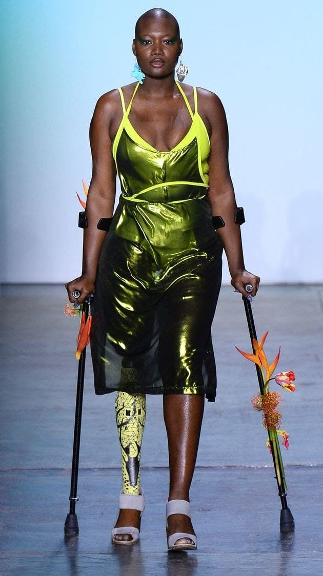 Nécrologie : La célèbre mannequin handicapée Mama Cax n'est plus