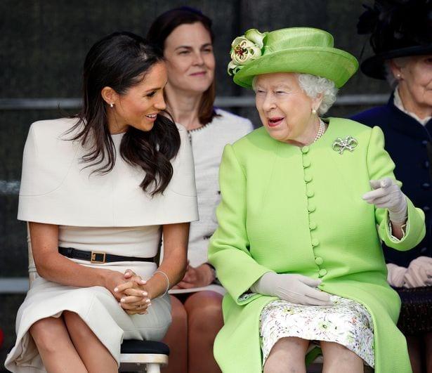 Noël: Meghan Markle offre un étrange cadeau à la reine Elizabeth II